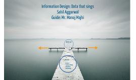 Information Design: making data sing