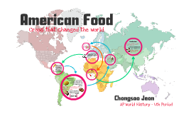 AP World - American Food