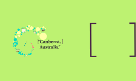Copy of Canberra, Australia...