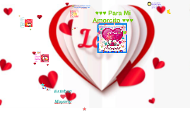 Para Mi Amorcito