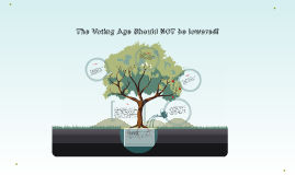 Copy of Copy of The Voting Age Should NOT be lowered!