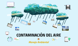 Copy of CONTAMINACIÓN DEL AIRE-QUIMICA