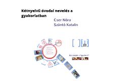 Copy of Angol kétnyelvű óvodák a gyakorlatban
