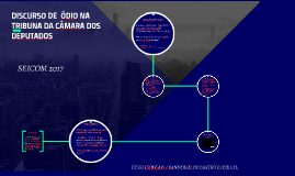 DISCURSO DE  ÓDIO NA TRIBUNA DA CÂMARA DOS DEPUTADOS