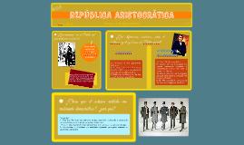 Copia de REPÚBLICA ARISTOCRÁTICA