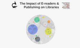The Impact of E-readers & Publishing on Libraries