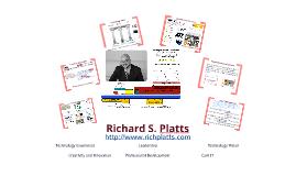 Richard S. Platts - Educational Technologist