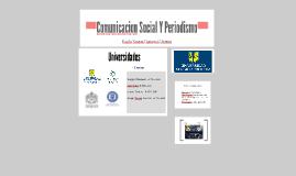 Comunicacion Social Y Periodismo