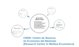 Copy of RESEARCH in CREB