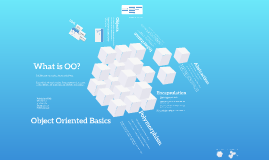 Object Oriented Basics