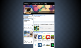 Online Learning Environments