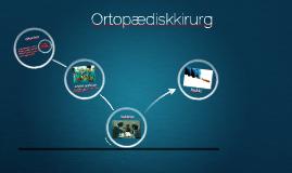 Ortopædiskkirurg