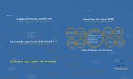Estructura Institucional del MERCOSUR