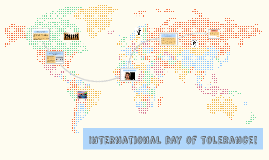 Copy of International day for tolerance