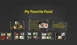 My Favorite Food (B02)