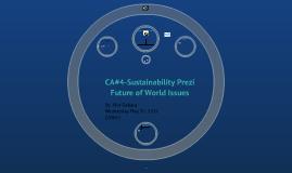 CA#4-sustainability Prezi