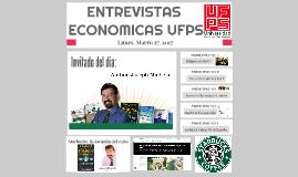 NOTICIAS ECONOMICAS UFPS