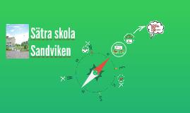 Copy of Copy of Sätra skola Sandviken