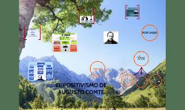Copy of EL POSITIVISMO DE AUGUSTO COMTE