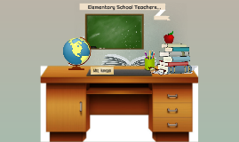 Elementary Teachers...