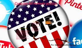 Creacion del mensaje politico