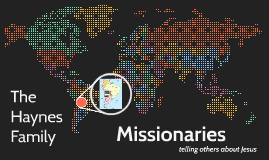 Missionaries GNC