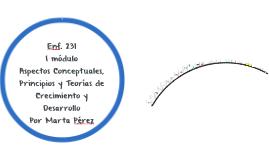 Enf 231 Mod I,  Conceptos, Principios y Teorías del Crecimie