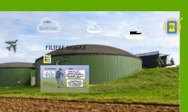 Filière biogaz