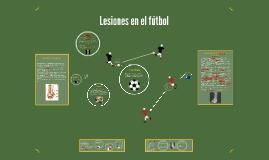 Copy of Lesiones en el futbol
