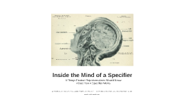 Copy of Inside the Mind of a Specifier