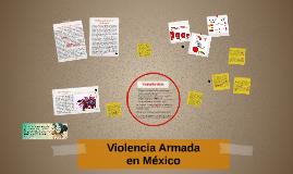 Violencia Armada