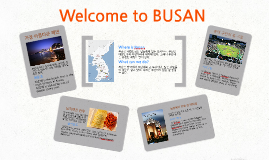 Copy of Welcome to BUSAN