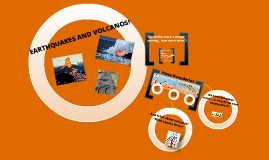 Earthquakes and Volcanos!