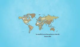 La medicina en los países en vías de desarrollo