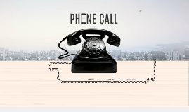Phone Call - Prezi template