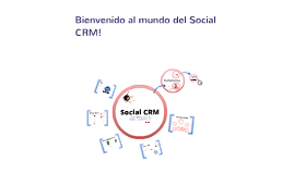 Social CRM - short version