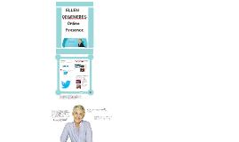 Ellen DeGeneres: Online Presence