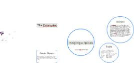 Designing a Species