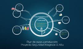 Plan de puesta en producción