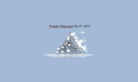 Projeto Migração OLAP -2012