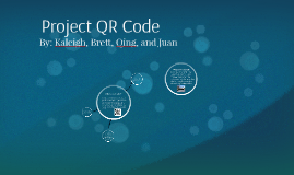Project QR Code
