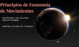 Copy of Copy of Principios de Economia de Movimientos