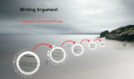Copy of Writing Argument