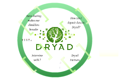 Dryad: Dryad Partners