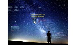 Taller de Astronomía