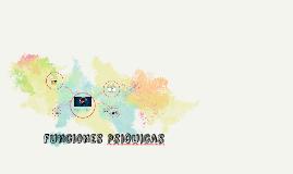 Copy of Funciones Psiquicas