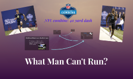 What Man Can't Run?