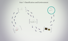 Copy of Year 7 Classification and Environment