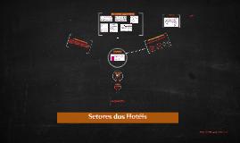 Setores dos Hotéis resumido
