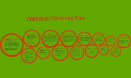 Copy of Applebees Marketing Plan